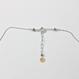 PT900 Twinkle ダイヤプチネックレス