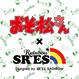 【おそ松さん×SR'ES RAINBOW】コラボ トート - ラウンドロゴ