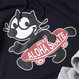 【FELIX THE CAT】ALOHA SKATE HOODED