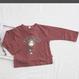 (即納♡)(kids☆)新作★ペパーミントロングTシャツ★ブラウン・レッド