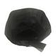 Nylon 6 Panel Cap Black