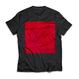 ジャマイカ直輸入  PROTOJE 【Blxxd Square】T-SHIRTS  BLACK