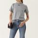 MSGM ロゴプリントTシャツ