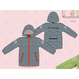 ducksday Rain jacket  Flicflac ( 2y / 4y / 6y )