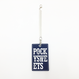 PockySweets ラバーパスケース(ネイビー × ホワイト)【8月下旬〜9月中旬発送予定】