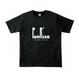 ぽんりさ Tシャツ(ブラック)【11月上旬〜順次出荷】