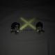 北の打ち師達 Tシャツ(ホワイト)【12月下旬〜1月中旬にて順次発送予定】