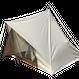 Ellis Canvas Tents, The Prairie Tent 12ft x 12ft