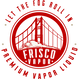 【フルーツ】【紅茶】【スイーツ】【タバコ】FRISCO VAPOR 60ml 全4種類