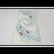「限定品」創作デザイン和紙(金魚)(商品番号:as-17501)