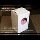 【即日発送可】和紙ラウンドブーケ・赤 (商品番号:bouquet-002r)