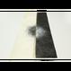 創作デザイン和紙 白黒(しぶき)(商品番号:as-160502)