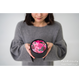 【即日発送可】和紙の花/ミニバラのボックスフラワー(カラー:赤系・ピンク系の2色)
