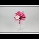 【即日発送可】和紙ラウンドブーケ・ピンク (商品番号:bouquet-002p)