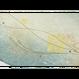創作デザイン落水和紙(本金)(商品番号:as-160505)