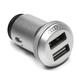 Audi 純正 USB デュアルチャージャー(アルミニウム製)