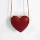 Heart Mini Chain Bag