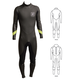 VOUCH wetsuits 3/2mm