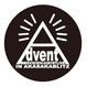 Advent LOGO (Metal badges)