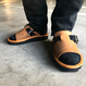 Leather Buckle Sandal【limited color】