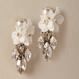 BHLDN Orchid Waterfall Earrings《送料込》