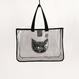 halloween black cat LARGE 肩がけタイプ KIDS poolbag