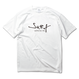 surf california life Tee 【White】
