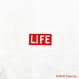 YouthFUL SURF × LIFE Tee 【White】