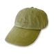 CAL.WEST COAST  Pigment Dyed CAP【 Khaki】