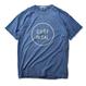 【予約商品7月下旬発送】SURF IN CAL CIRCLE Pigment Dyed Tee【Blue Jean】