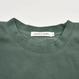 SURF IN CAL. Pigment Dyed crewneck sweatshirt 【Pigment Alpine Green】
