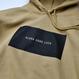 ALOHA GOOD LUCK BOX LOGO hooded sweatshirt【Sand】