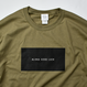 ALOHA GOOD LUCK BOX LOGO  Tee  【Olive】