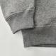 YOUTHFUL logo crew neck sweatshirt【Gray】