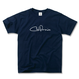 California Tee【Navy】