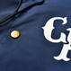 Hooded Coaches Jacket【Classic Navy】