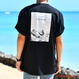 【予約商品8月上旬発送】YouthFUL SURF × LIFE Tee 【Black】