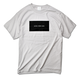 ALOHA GOOD LUCK BOX LOGO  Tee  【Ice gray】