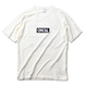 GMCAL BOX LOGO Pigment Dyed Tee【off white】