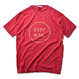 【予約商品7月下旬発送】SURF IN CAL CIRCLE Pigment Dyed Tee【Crimson】