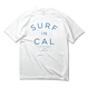SURF IN CALIFORNIA  Tee  【White】
