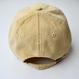 Corduroy Cap【Sand】
