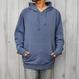 Pigment Dyed hooded sweatshirt