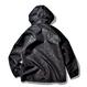 Paisley shell parka【Paisley Black】