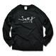 surf california life crewneck sweatshirt【Black】