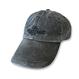 CAL.WEST COAST  Pigment Dyed CAP【Black】