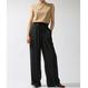 【CNLZ】 Silky drawstring pants /シーエヌエルゼット シルキーパンツ