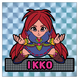 第1弾【鏡のアッコちゃん】「IKKOイッコ」(特プリ版)
