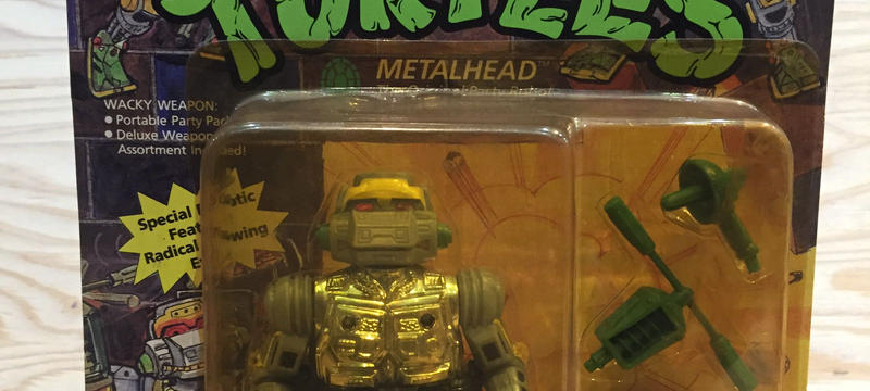 TURTLES  (METALHEAD)