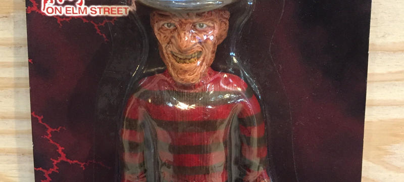 HORROR HEADLINERS(A Nightmare ON ELM STREET)